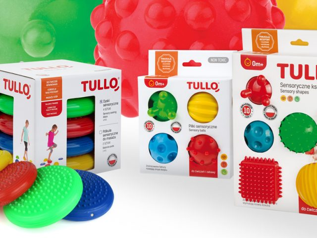 Projekt opakowań dla zabawek
