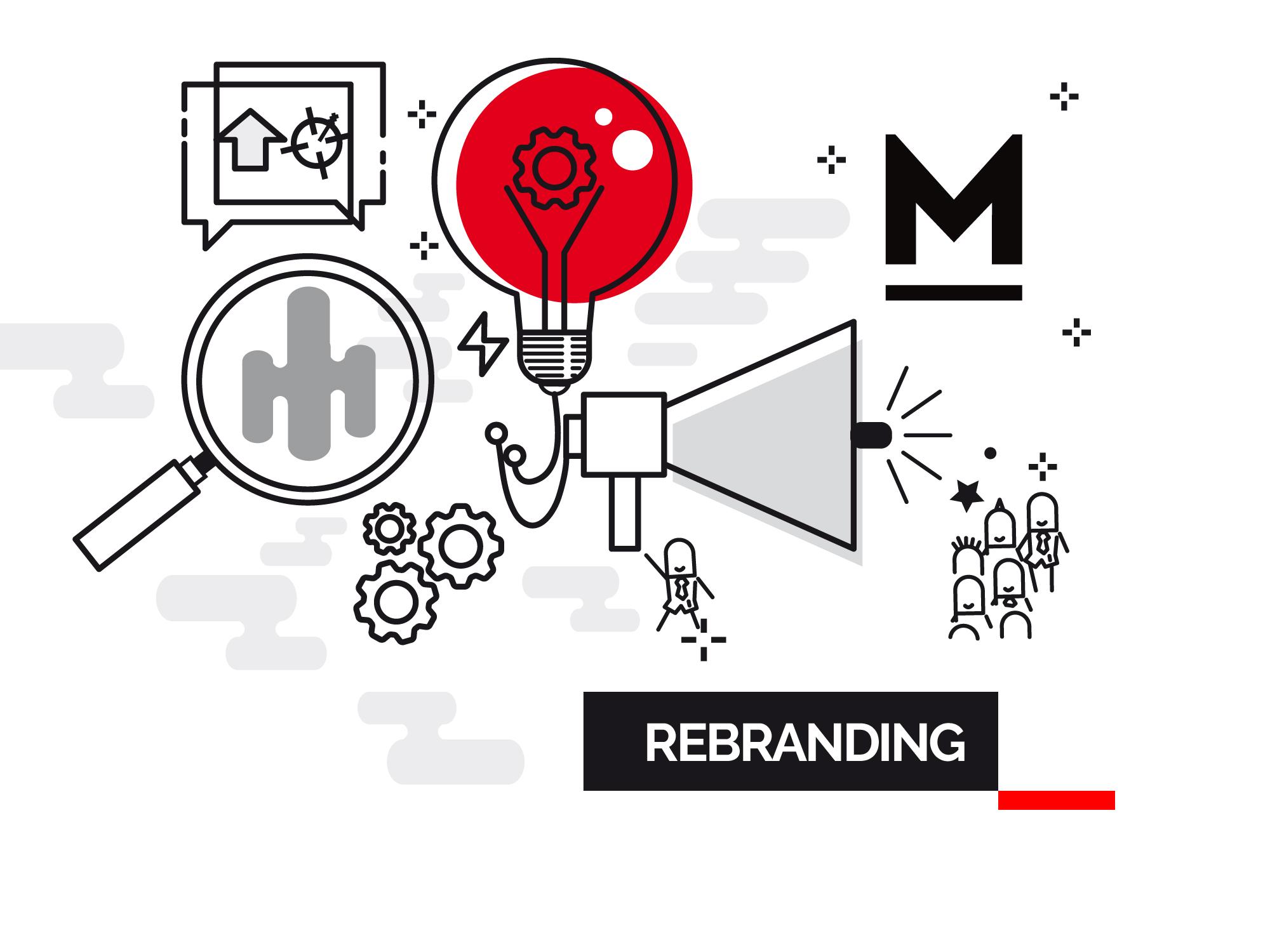 Rebranding – wyraź się wyraźnie